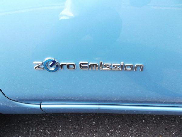 リーフのZERO Emission