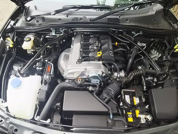 ロードスターRFのエンジン