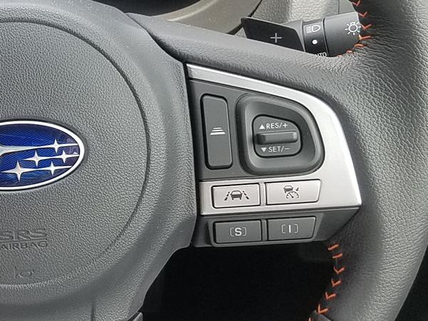 フォレスターのSI-DRIVEスイッチ