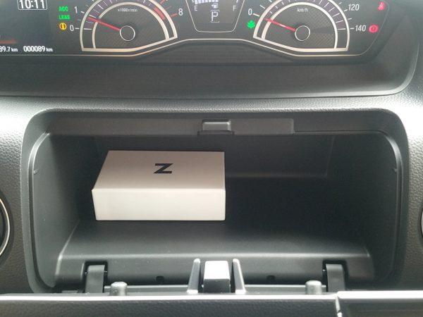 新型N-BOXの収納