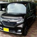 【口コミ】新型N-BOXカスタムG・Lターボ(外観・内装の評価)4人乗車でも広い荷室