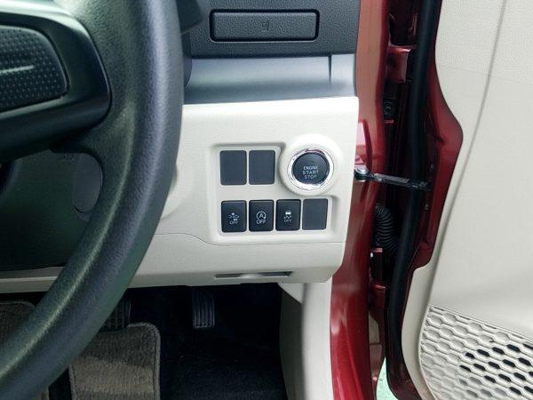 パッソのスタートボタン
