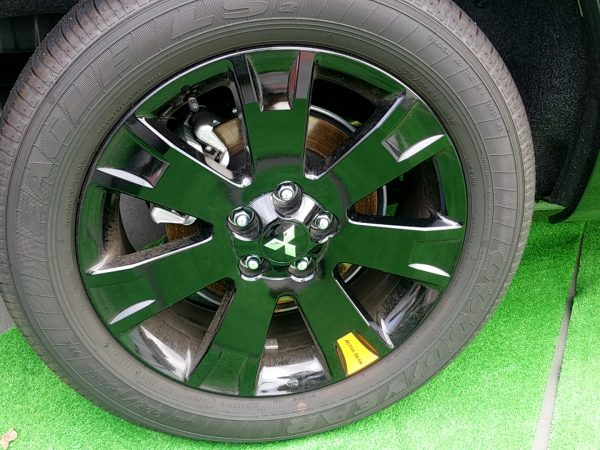 デリカD:5のタイヤ画像
