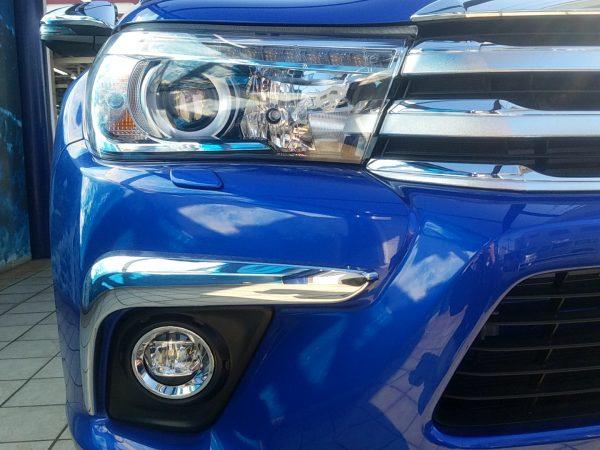 トヨタ「ハイラックス」のフォグランプ