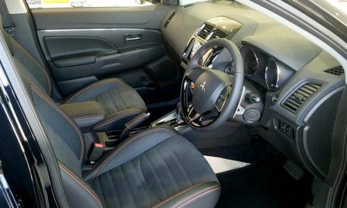 RVR『アクティブ・ギア2WD』の運転席シート