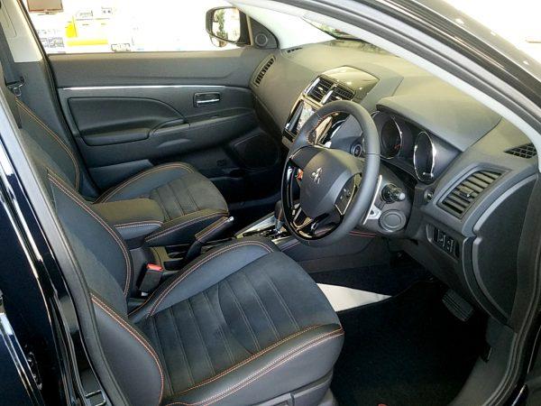 RVR『アクティブギア2WD』の運転席シート