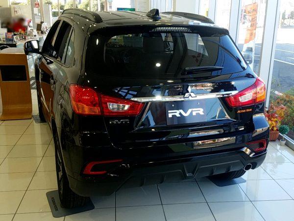 RVR『アクティブギア2WD』の後方画像