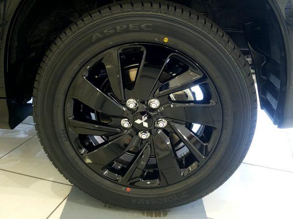 RVR『アクティブギア2WD』のホイール