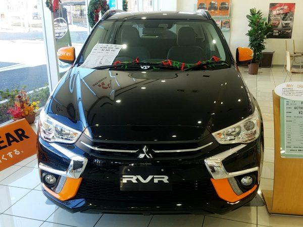 RVR『アクティブギア2WD』の正面画像