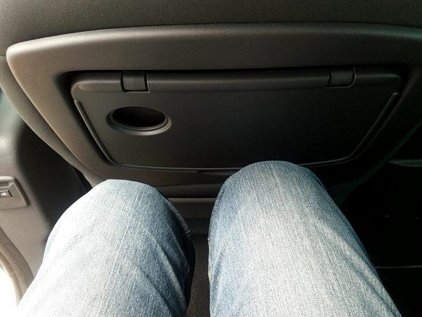 ルノー・カングーゼンの足元画像