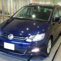 【口コミ】VW「シャラン」(外観・内装の評価)後部座席の3列目もそこそこ広い