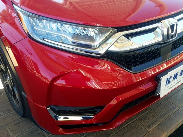 CR-V・EXのヘッドライト